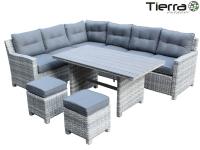 33% Korting Tierra Outdoor Artico Loungeset voor €799,95 bij iBOOD