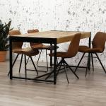 33% Korting Vince Design Eettafel bij iBOOD