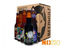 35% Korting Winter Special Beerwulf Box voor €24,99 bij tjox
