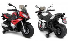 36% Korting BMW Kids Elektrische Motorfiets met zijwieltjes voor €215 bij Groupon