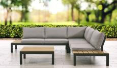 36% Korting Feel Furniture Aluminium Loungeset Palma bij iBOOD