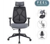 36% Korting Feel Furniture Comfort Bureaustoel bij iBOOD