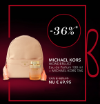 36% Korting Michael Kors set Wonderlust EdP 100 ml + Tas bij Douglas