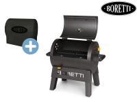 37% Korting Boretti Terzo Houtskool BBQ Set bij iBOOD