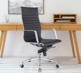 37% Korting Design Bureaustoelen van Top-Grain Runderleder voor €189 bij Koopjedeal
