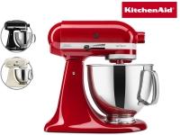 38% Korting KitchenAid Artisan KSM150 Keukenmachine voor €369,95 bij iBOOD