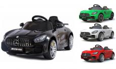 38% Korting Elektrische miniatuur Mercedes-Benz GTR kinderauto voor €139 bij Groupon
