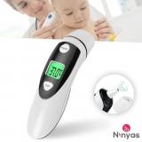 40% Korting Ninyas Infrarood Oor en Hoofd Thermometer met Digitale Display voor €29,95 bij Wilpe