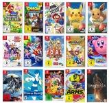 42% Korting op 3 Nintendo Switch Games voor €103 bij Amazon.de