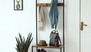 45% Korting Kapstok Vintage stijl voor €49,95 bij DealWizard