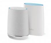 47% Korting Netgear Orbi Wifi Mesh Systeem RBK50V + Orbi Voice Harman Kardon Smart Speaker RBS40V bij iBOOD