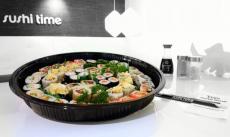 48% Korting Sushiboxen met 24 stuks of 48 stuks bij Sushi Time Amsterdam WTC voor €9,99 bij Groupon