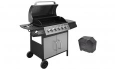 49% korting Barbecue-grill op gas bij Groupon