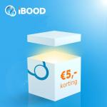 €5 extra korting dit weekend met de code bij iBOOD