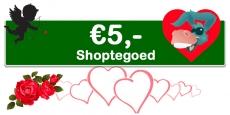 €5 Korting met kortingscode voor je valentijnscadeau bij Dealdonkey