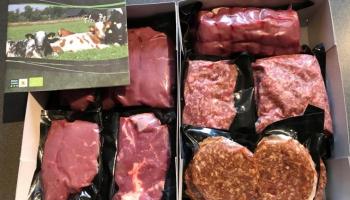 50% Korting Actiepakket Biologisch Rosé Kalfsvlees voor €50 bij Eco Fields