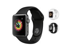 €50 Korting Apple Watch Series 3 voor €249,95 bij iBOOD