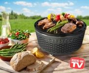 50% Korting Cool Touch Grill Turbo voor €59,95 bij Voordeelvanger