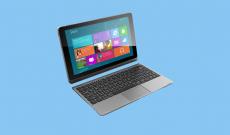 50% Korting Empire 2-in-1 laptop en tablet voor €149 bij ActievandeDag
