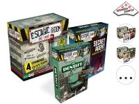 50% Korting Escape Room The Game 2 + Uitbreidingen bij iBOOD