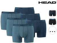 50% Korting Head Basic Boxershort 6 pack bij iBOOD