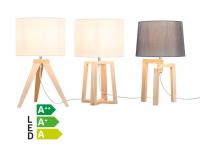 50% Korting LIVARNO LUX Tafellamp voor €9,99 bij Lidl-Shop
