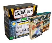 Tot 40% Korting Escape Room  spellen voor vanaf €8,49 bij Bol