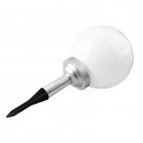 50% Korting Solar Zonne Energie LED Lichtbollen 20cm voor €9,95 bij Wilpe