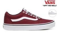 50% Korting Vans Ward Canvas Heren Sneakers bij iBOOD