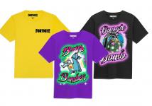 52% Korting Fortnite T-shirts voor €13,98 bij Groupon