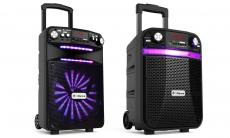 52% Korting iDance Groove 408X of 508X Bluetooth-speaker met draadloze microfoon voor vanaf €99,99 bij Groupon
