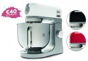 52% korting Kenwood kMix KMX750 Keukenmachine na Cashback voor €159,95 bij iBOOD