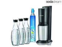 52% Korting Sodastream Crystal + 3 Karaffen bij iBOOD