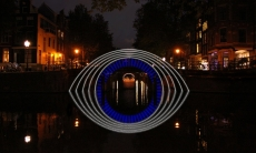 52% korting Ticket Amsterdam Boat Experience @ Amsterdam Light Festival bij Groupon