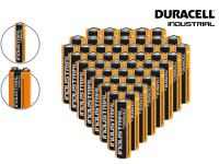 53% Korting Duracell Industrial Batterijen bij iBOOD
