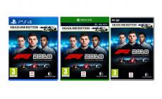 53% korting F1 2018 Headline Edition (PS4, Xbox One en PC) voor €33 bij Bol.com