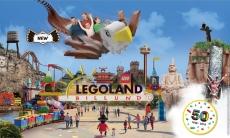 53% korting Familieticket voor LEGOLAND® Billund in Denemarken bij Groupon