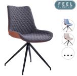 54% Korting Feel Furniture Eetkamerstoel Fynn bij iBOOD