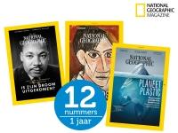 54% korting Jaarabonnement National Geographic Magazine met autostop voor €29,95 bij iBOOD
