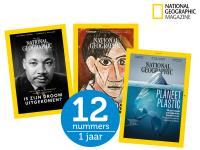 54% korting Jaarabonnement National Geographic Magazine met autostop bij iBOOD