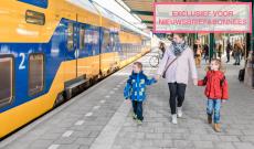 54% Korting Trein Dagretour Daluren voor €19 bij Actievandedag