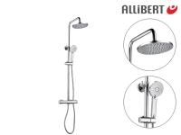 50% Korting Allibert Thermostatisch Douchesysteem voor €149,95 bij iBOOD