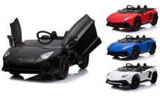 55% Korting Elektrische miniatuur Lamborghini Aventador SV-auto voor €199,90 bij Groupon