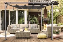 60% Korting Luxe Sofia tuinprieel voor €199 bij Groupdeal