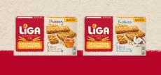 56% korting LiGA Knapperige Haverrepen voor €1 via cashback bij Scoupy