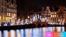 57% korting Amsterdam Light Festival met open bar voor €17,50 bij TravelBird
