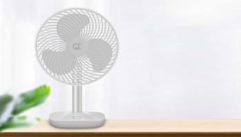 57% Korting Draadloze bureau ventilator voor €29,95 bij Actievandedag