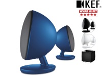 57% Korting KEF Egg Active 2.0 Desktop Bluetooth Speakers bij iBOOD