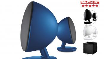 57% Korting KEF Egg Active 2.0 Desktop Bluetooth Speakers bij iBOOD