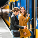 57% Korting Trein Enkele reis Daluren voor €11,50 per stuk bij Actievandedag